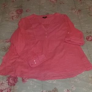 Womens Gap linen tunic